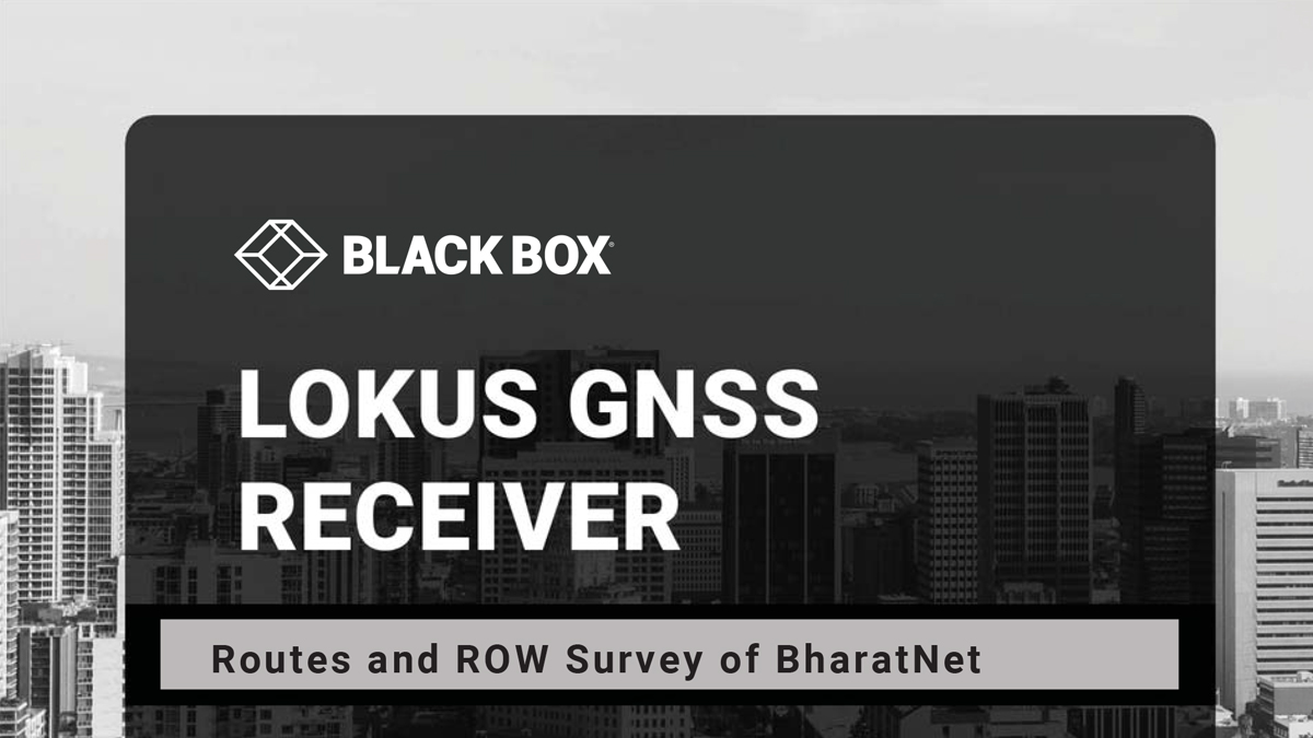 Lokus Bluetooth GNSS Receiver